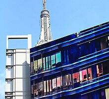 COLORS OF NEW YORK CITY by GDhillon