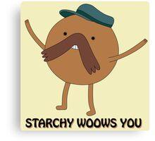 Adventure Time - Starchy 2 Canvas Print