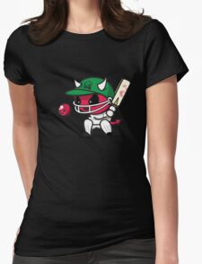 Devilish Cricket Womens Fitted T-Shirt