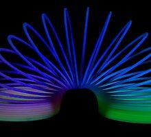 Glow Slinky by Jessica Liatys