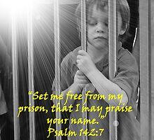 """""""Psalm 142:7""""  by Carter L. Shepard by echoesofheaven"""