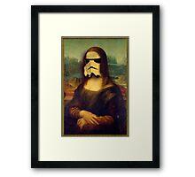 Star Wars Troopers Framed Print