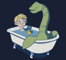 There's something in my bath!! One Piece - Short Sleeve