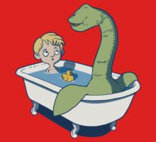 There's something in my bath!! Kids Tee
