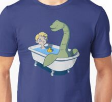 There's something in my bath!! Unisex T-Shirt