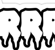 GrrrR Sticker