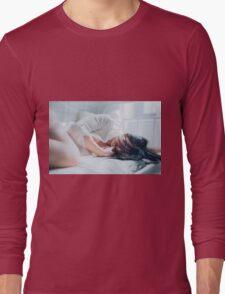 Nude Women Sexy - Sensual Long Sleeve T-Shirt