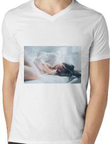Nude Women Sexy - Sensual Mens V-Neck T-Shirt