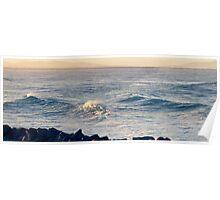Rough Seas Poster