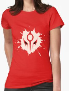 War Paint Womens Fitted T-Shirt