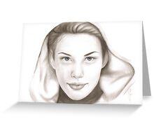 Liv Tyler Greeting Card