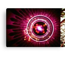 My Dark Star Canvas Print