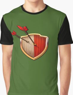 Shield Graphic T-Shirt