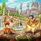 The Princess and the Fox by Matt Katz