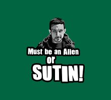 Alien of Sutin Unisex T-Shirt