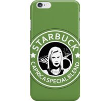 Starbuck iPhone Case/Skin