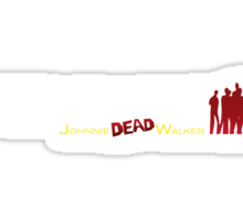Keep walking... even dead #2 Sticker