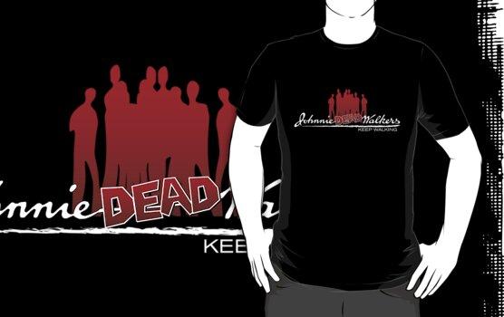 Keep walking... even dead #4 by pepefo