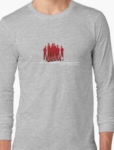 Keep walking... even dead #4 Long Sleeve T-Shirt