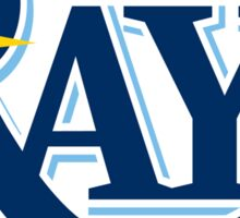 Tampa Bay Rays Sticker