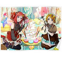 Love Live! School Idol Festival - Sweet as Candy Poster