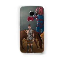 Shadow of the... Galactus?? Samsung Galaxy Case/Skin