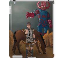 Shadow of the... Galactus?? iPad Case/Skin