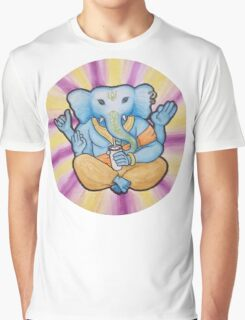 ganesh enjoys shakes Graphic T-Shirt