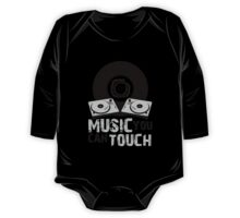Music You Can Touch One Piece - Long Sleeve