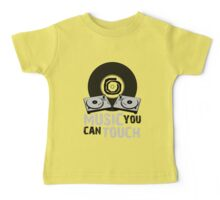 Music You Can Touch Baby Tee