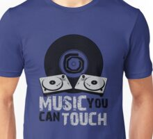 Music You Can Touch Unisex T-Shirt