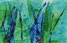 Reeds Abstract by © Pauline Wherrell