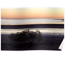 Dusk, Karumba, Far North Queensland Poster
