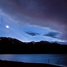 Venus over Grant Lake by Cat Connor