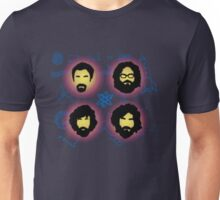The Big Beards Theory Unisex T-Shirt