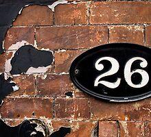 26 Bricks - Dublin by Norman Repacholi