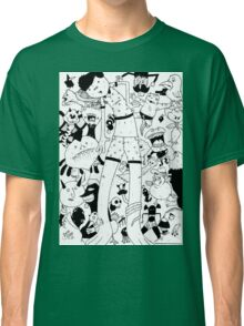 George Clarke - Characters Jun15 Classic T-Shirt