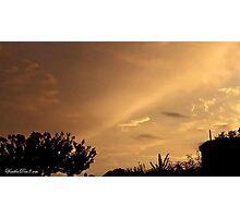 July 2012 Sunset 7 Photographic Print