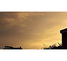 July 2012 Sunset 9 Photographic Print