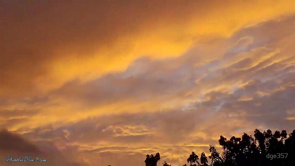 July 2012 Sunset 11 by dge357