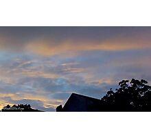 July 2012 Sunset 15 Photographic Print