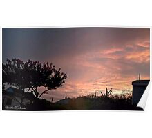 July 2012 Sunset 26 Poster
