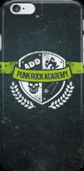 Punk Rock Academy by fixtape