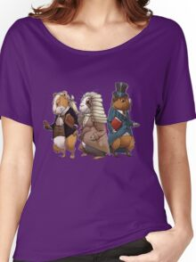 Guinea Pigs of law Women's Relaxed Fit T-Shirt