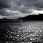 Loch Linhie by pantherart