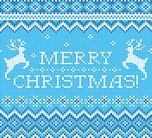 Merry Christmas by Alena Tselesh