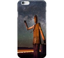 Cosmic Hitchhiker iPhone Case/Skin