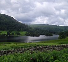 Rydal Water by pantherart