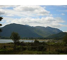Loch Linhie Photographic Print