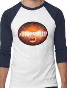 The Big Meep Men's Baseball ¾ T-Shirt